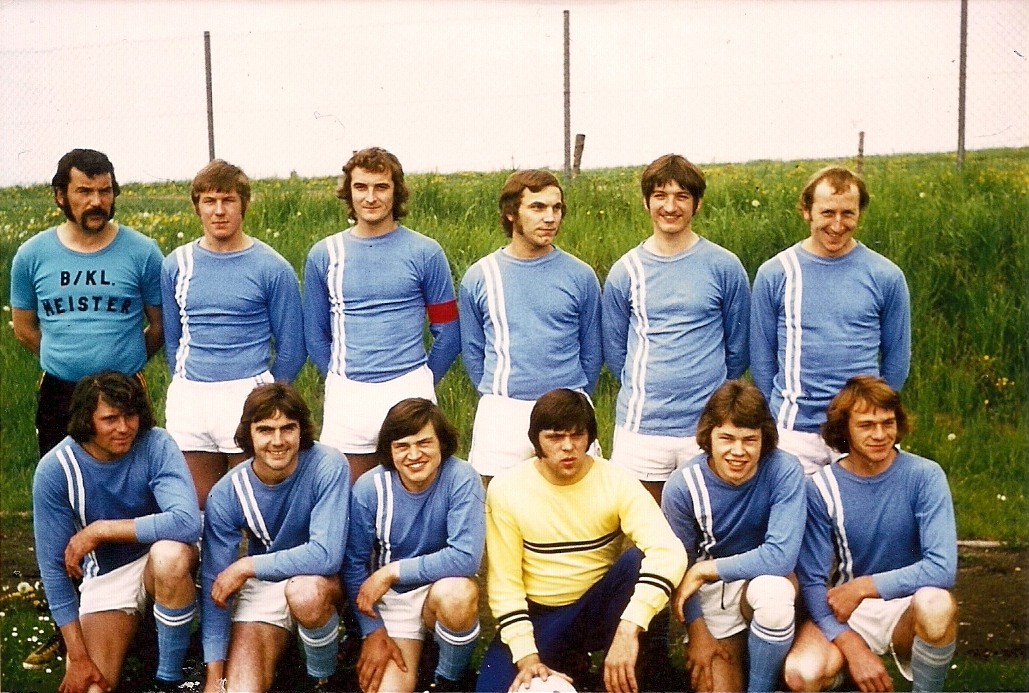 B-Klasse Meister 1974