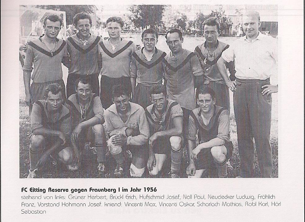 FCE Reserve 1956
