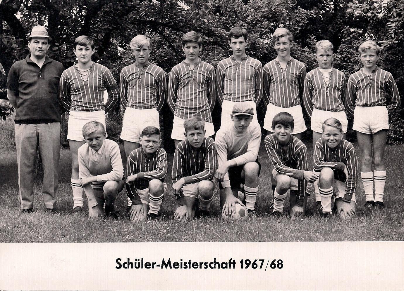 Schüler Meister 1968