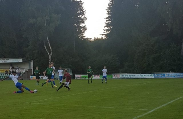 A-Junioren siegen 2:0